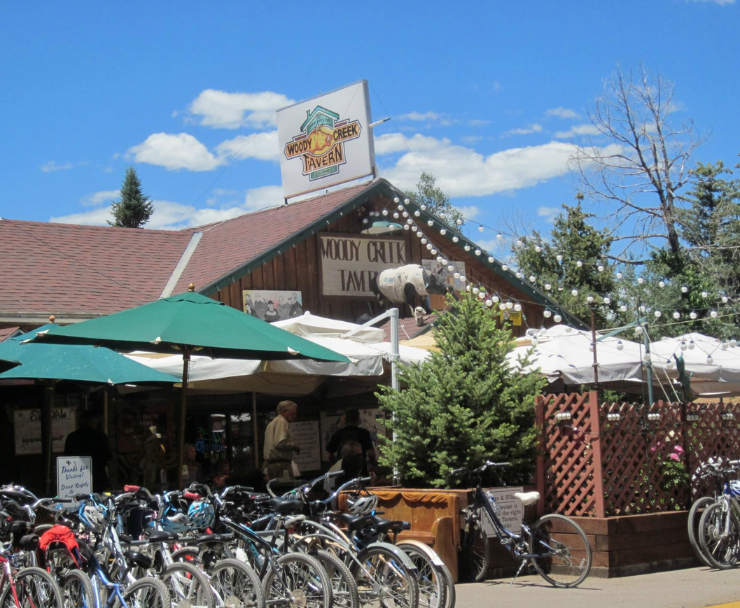 Woody Creek Tavern in Woody Creek, CO