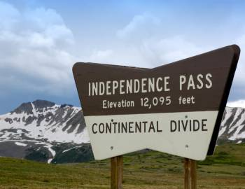 Independence Pass Aspen, CO