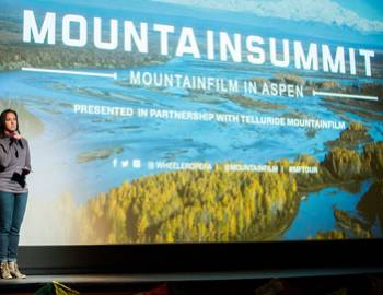 MountainSummit: Mountainfilm in Aspen