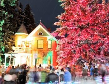 Sardy House Tree Lighting Ceremony